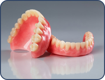 Two Partial Dentures in Orange Park, FL